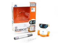 B/O Marking Tracking Robot W/L_M toys