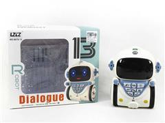 B/O Voice Robot(2C) toys
