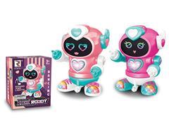 B/O Robot(2C) toys