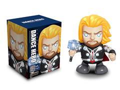B/O Dancing Thor toys