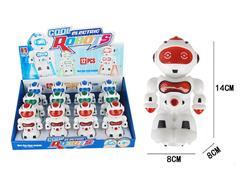 B/O universal Robot W/L_M(12in1) toys