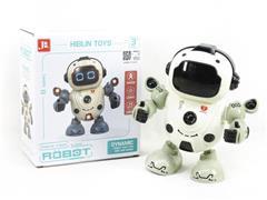 B/O Dancing Robot W/L_M(2C) toys