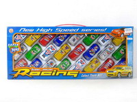 Pull Back Racing Car(24in1)