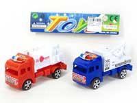 Pull Back Fire Engine(2in1)