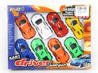 Pull Back Racing Car(8in1)
