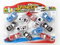 Pull Back Racing Car(12in1)