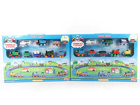 Die Cast Railcar Pull Back(2S)