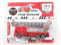 Pull Back Fire Engine(2S)