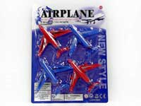 Pull Back Airplane(4in1 )