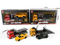 Die Cast Truck Pull Back(2S) toys