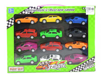 Pull Back Car(12in1) toys