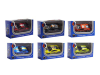 1:50 Die Cast Racing Car Pull Back(6S6C) toys