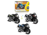 1:14 Die Cast Motorcycle Pull Back W/L_M(3C) toys