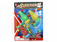 Pull Back Equation Car(4in1) toys