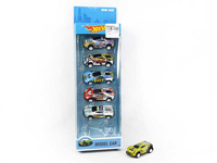 Pull Back Racing Car(6in1) toys