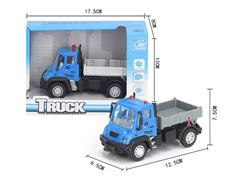 1:64 Pull Back Traffic Car toys