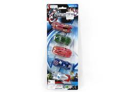 Pull Back Car(5in1) toys