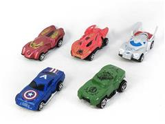 Pull Back Car(5S) toys