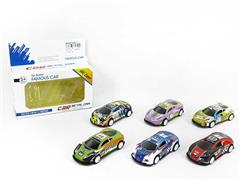 Pull Back Racing Car(6S) toys