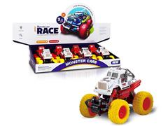 Pull Back Cross-country Car W/L_S(8in1) toys