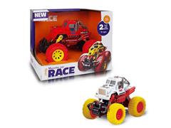 Pull Back Cross-country Car W/L_S(2C) toys