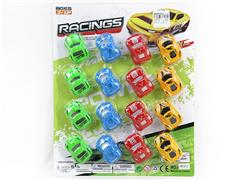 Pull Back Car(16in1) toys