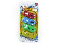 Pull Back Sports Car(4in1) toys
