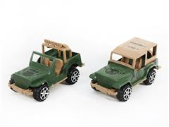 Pull Back Car(2in1) toys
