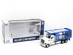 Die Cast Truck Pull Back toys