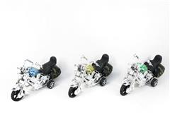 Pull Back Motorcycle(3in1) toys