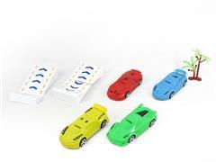 Pull Back Car Set(4in1) toys