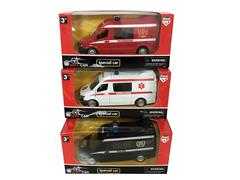 Die Cast Car Pull Back(3S) toys