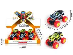 Die Cast Car Pull Back(6in1) toys