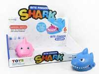 Press Bite Shark(6pcs)