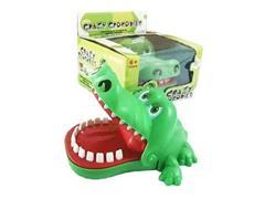 Press Bite Crocodile