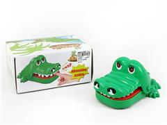 Press Bite Crocodile toys