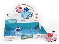 Press Police Car(10in1) toys