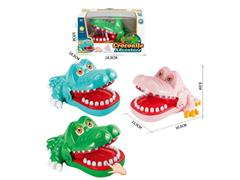 Press Bite Crocodile(3C) toys