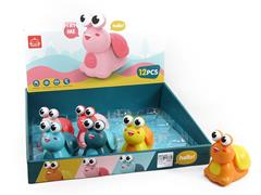 Press Snails(12in1) toys