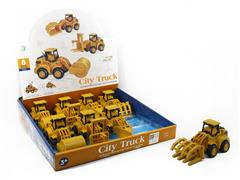 Press Construction Truck(8in1) toys