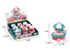 Press Ice Cream Cart(9in1) toys