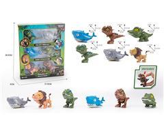Finger Biting Dinosaur(6in1) toys