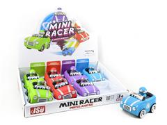 Press Car(8in1) toys