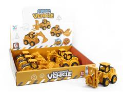 Press Construction Truck((6in1) toys