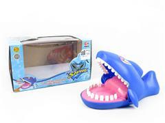 Press Bite Shark W/L_M toys