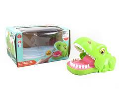Press Dinosaur W/L_M toys