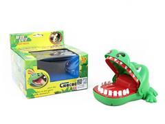 Press Bite Crocodile toys