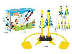 Press Plane toys
