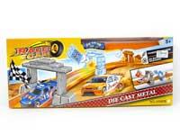 Press Railcar Set