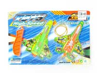 Shoot And Glide Airplane(2in1)
